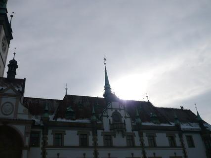 FOTKA - Sluníčko za radnicí