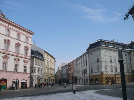 FOTKA - Klid na náměstí