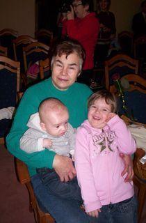 FOTKA - Já a moje vnoučátka