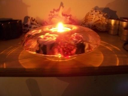FOTKA - gelová svíce 2