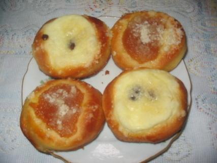 FOTKA - Povidlové a tvarohové koláče