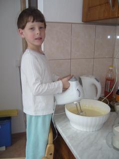 FOTKA - Luky vaří