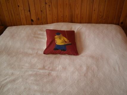 FOTKA - Ozdoba postele