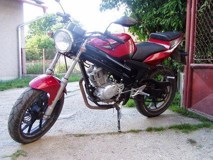 FOTKA - Moje motorka