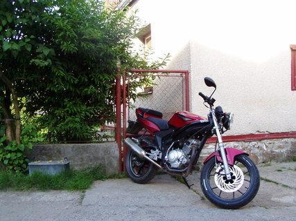 FOTKA - Moje motorecka Mimi