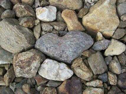 FOTKA - Kamenné srdce