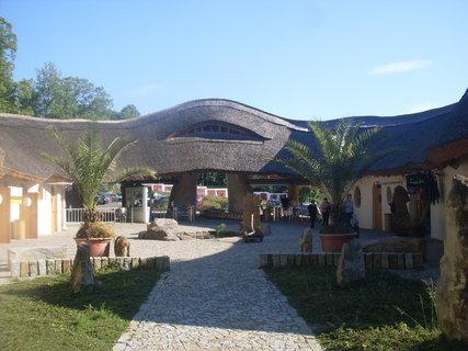 FOTKA - vchod zoo jihlava