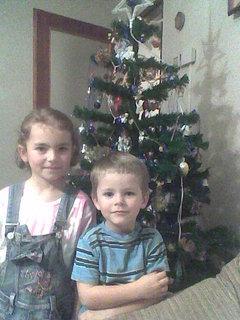 FOTKA - Verunkja tomík Vánoce 2009