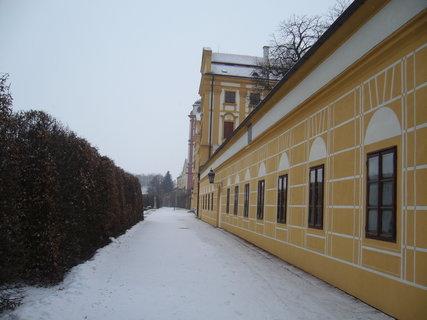 FOTKA - Vchod do parku