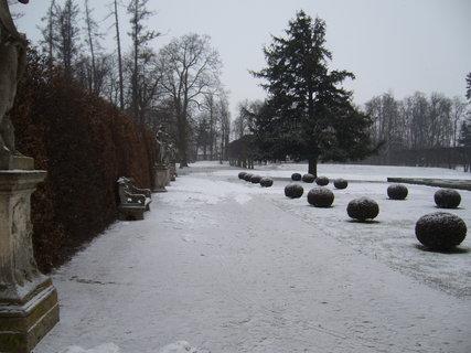 FOTKA - Zámecký park..
