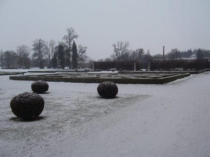 FOTKA - Z�meck� park...