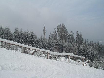 FOTKA - Nová sněhová nadílka