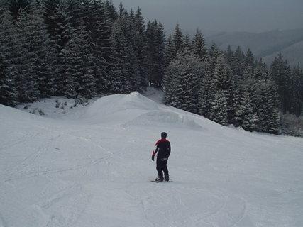 FOTKA - Snowboardista
