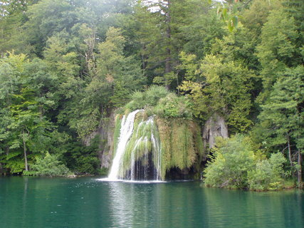 FOTKA - Vodopády Plitvice