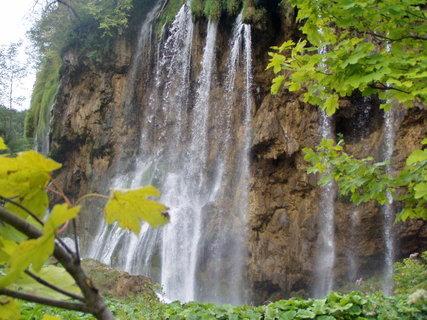 FOTKA - Vodopády plitvice2