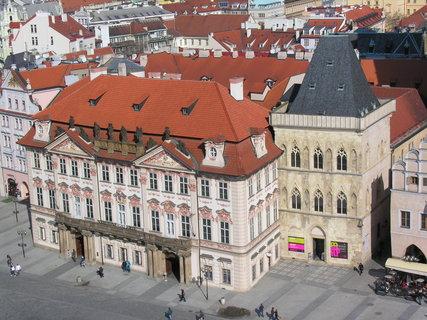 FOTKA - Palác Kinských a Dům U Kamenného zvonu