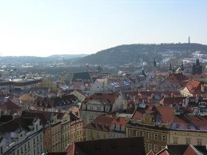 FOTKA - pražské střechy