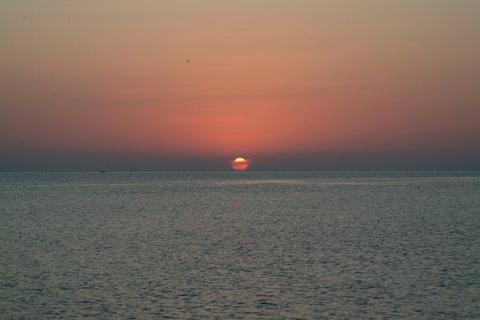 FOTKA - východ slunce