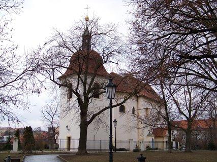 FOTKA - Kostel Sv. Pankráce ,,