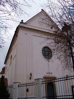 FOTKA - kostel - Pankrác