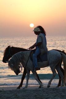 FOTKA - projížďka za východu slunce
