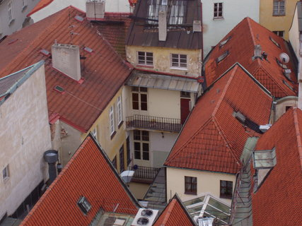 FOTKA - ukryté dvorečky
