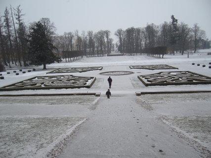 FOTKA - Z�meck� park v Jaromk�ch