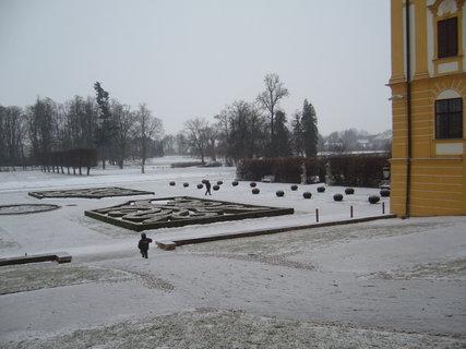 FOTKA - Zámecký park v Jaromkách..