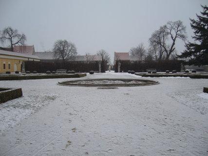 FOTKA - Zámecký park v Jaromkách....