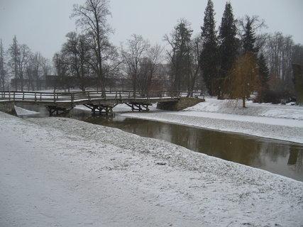FOTKA - Zámecký park............