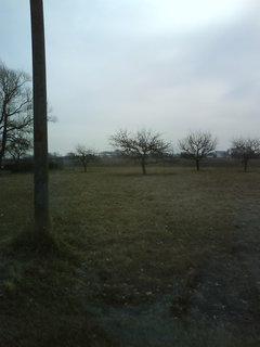 FOTKA - krajina ubíhá kolem,.