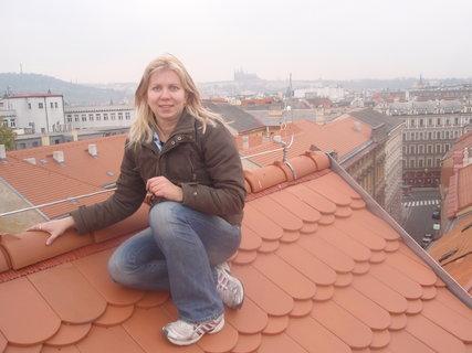 FOTKA - Pohled na Prahu