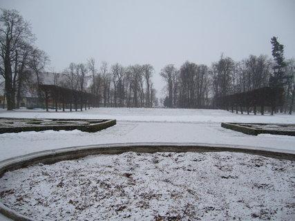 FOTKA - Zámecký park Jar.n.R.....