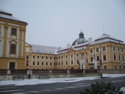 FOTKA - Zámek z náměstí