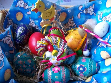 FOTKA - velikonoční dekorace,,,