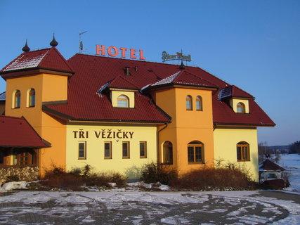 FOTKA - Tři věžičky..