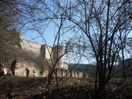 FOTKA - po ceste na hrad 11
