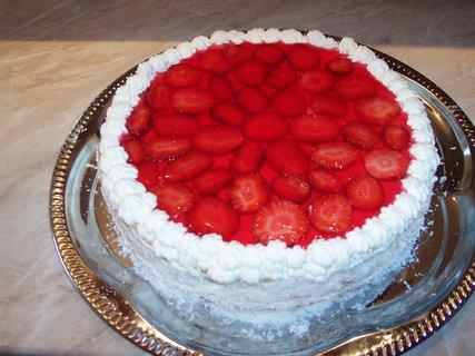 FOTKA - Jahodový dortík