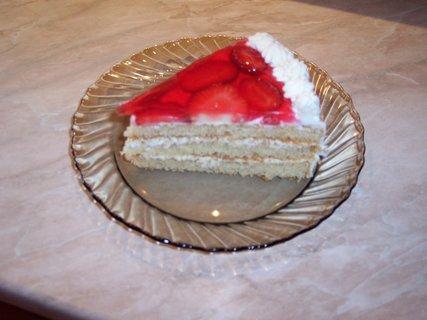 FOTKA - Jahodový dortík 2