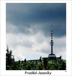 FOTKA - Jesen�ky- D�d Prad�d- nv.1320 m  nad mo�em