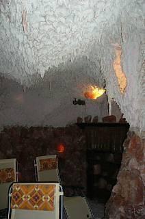 FOTKA - Solná jeskyně v Teplicích - dárek k svátku