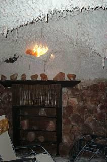 FOTKA - Část solné jeskyně v Teplicích