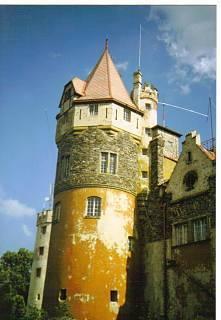 FOTKA - jedna z věží Doubravky