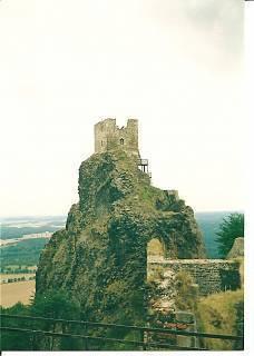 FOTKA - Zřícenina hradu Trosky