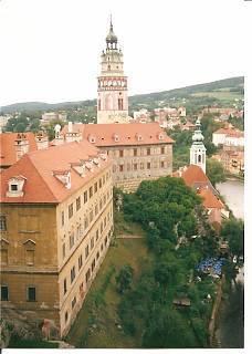 FOTKA - Český Krumlov.