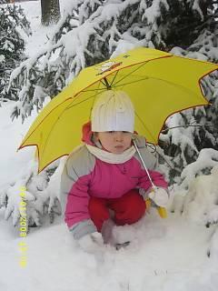 FOTKA - Sneží....