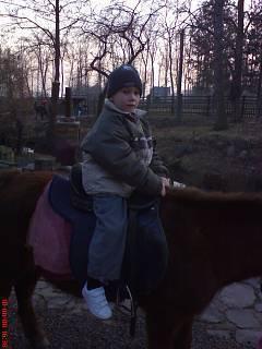 FOTKA - Na koníkovi