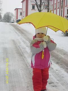 FOTKA - Zimná prechádzka