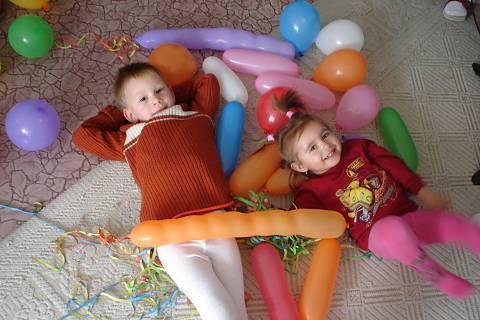 FOTKA - Vloni po narozeninách