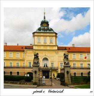 FOTKA - zámek Hořovice